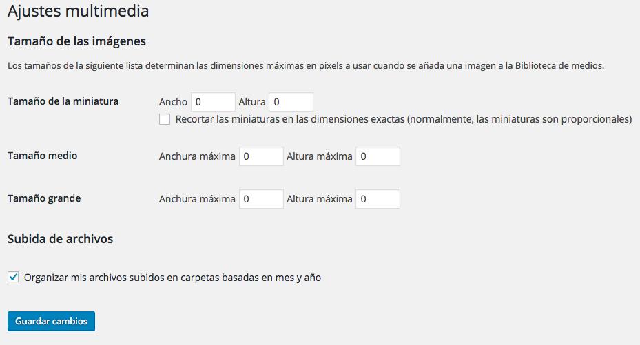 ajustes-multimedia-wordpress