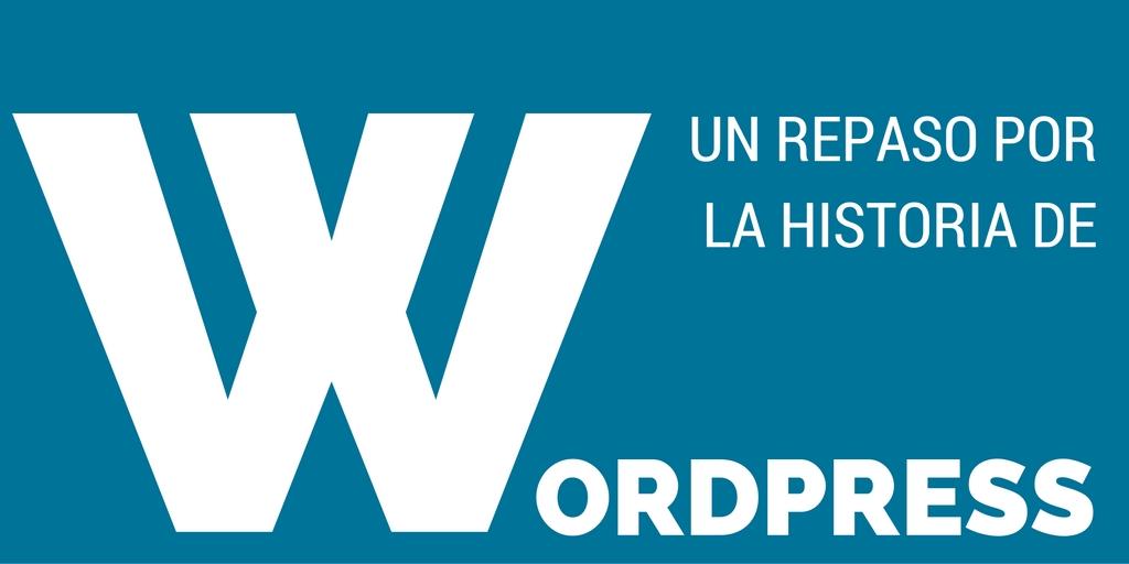 historia-de-wordpress